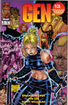 GEN 13 #7 (VOLUME 2) COMIC BOOK ~ Image Comics ~ Jim Lee Art