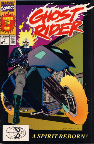 GHOST RIDER #1 (Volume 2) COMIC BOOK ~ Marvel Comics