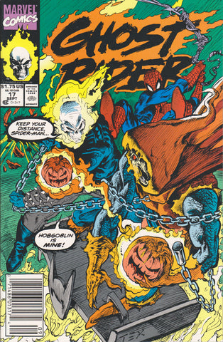 GHOST RIDER #17 (Volume 2) COMIC BOOK ~ Marvel Comics