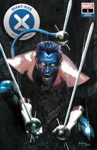 GIANT-SIZE X-MEN: NIGHTCRAWLER #1 (MICO SUAYAN EXCLUSIVE VARIANT COVER) ~ Marvel Comics ~ PRE-SALE