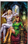 GIANT-SIZE X-MEN: JEAN GREY & EMMA FROST (KAEL NGU VIRGIN EXCLUSIVE) ~ Marvel