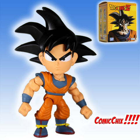 "Dragonball Z ~ 3"" GOKU ACTION FIGURE ~ The Loyal Subjects"