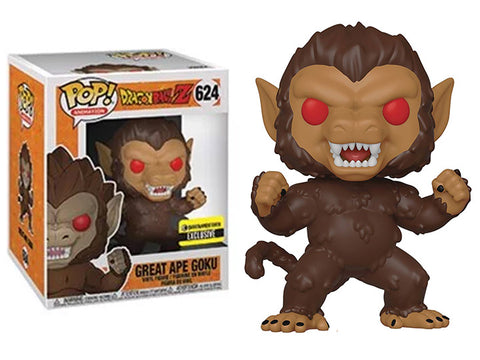 "Funko POP! Animation ~ 6"" GREAT APE GOKU EXCLUSIVE FIGURE"