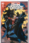 GRIM KNIGHT #1 (PHILIP TAN BATMAN #423 HOMAGE) ~ DC Comics ~ Batman Who Laughs