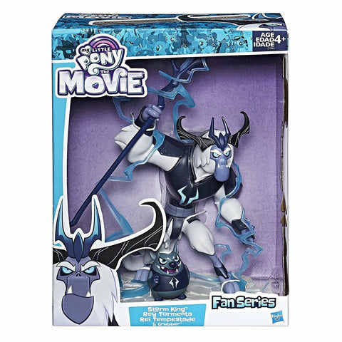 My Little Pony: The Movie ~ STORM KING & GRUBBER BOXED SET ~ Hasbro