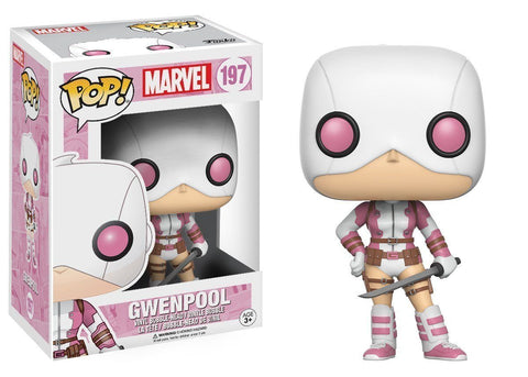 Funko POP! Marvel ~ GWENPOOL VINYL FIGURE ~ Very Cool Figure!