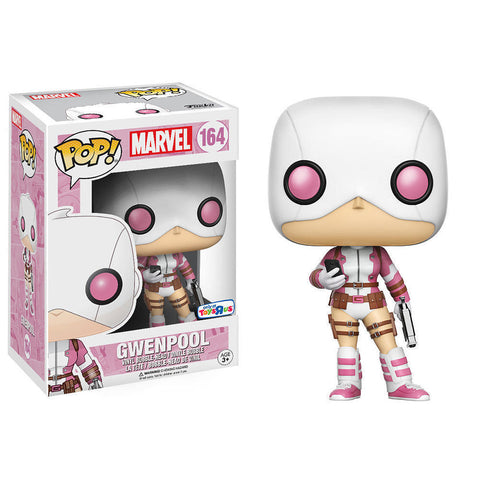 Funko POP! Marvel ~ GWENPOOL (TRU EXCLUSIVE) VINYL FIGURE ~ Toys R Us