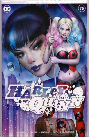 HARLEY QUINN #75 (RYAN KINCAID & NATHAN SZERDY EXCLUSIVE VARIANT) COMIC BOOK ~ DC Comics