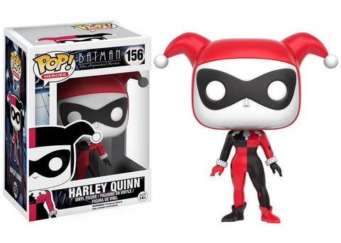 Funko POP! DC Heroes ~ HARLEY QUINN VINYL FIGURE ~ Batman: The Animated Series