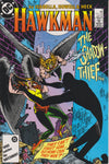 HAWKMAN #2 (1986) COMIC BOOK ~ DC COMICS