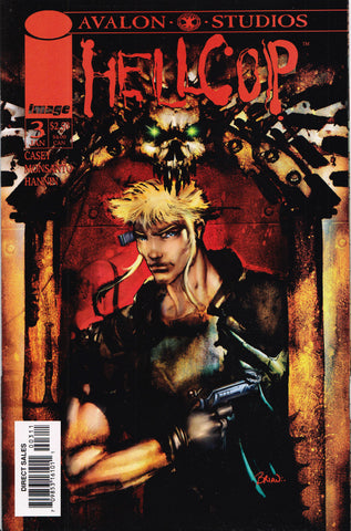 HELLCOP #3 COMIC BOOK ~ Image Comics