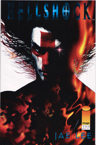 HELLSHOCK #1 (JAE LEE) COMIC BOOK ~ Image Comics
