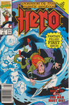 HERO (WARRIOR OF THE MYSTIC REALMS) #1 COMIC BOOK ~ Marvel Comics