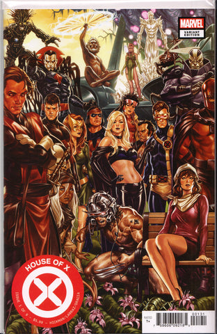 HOUSE OF X #1 (MARK BROOKS VARIANT) ~ Marvel Comics