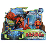 How to Train Your Dragon 3 ~ SNOTLOUT & HOOKFANG ACTION FIGURE SET ~ Spin Master
