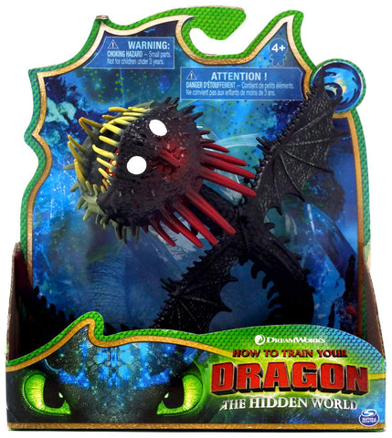 How to Train Your Dragon 3 ~ WHISPERING DEATH ACTION FIGURE ~ Spin Master