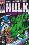 THE INCREDIBLE HULK #381 COMIC BOOK ~ Marvel Comics