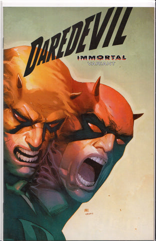 DAREDEVIL #11 (IMMORTAL VARIANT) COMIC BOOK ~ Marvel Comics