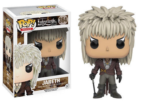 Funko POP! Movies ~ JARETH (THE LABYRINTH) VINYL FIGURE ~ David Bowie