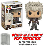 Funko POP! Movies ~ JARETH (from LABYRINTH) VINYL FIGURE w/Protector Case