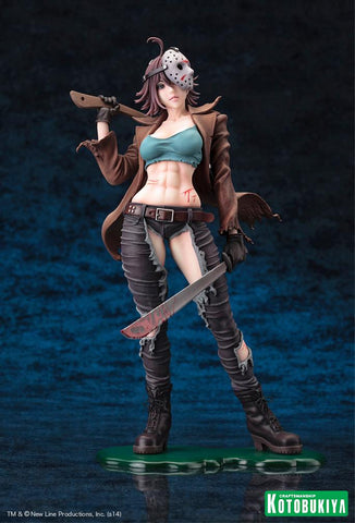 JASON VOORHEES BISHOUJO STATUE (2ND EDITION) ~ Kotobukiya Koto Horror