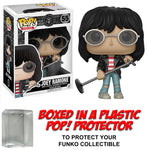 Funko POP! Rocks ~ JOEY RAMONE VINYL FIGURE w/Protector Case ~ Rock Stars