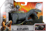 Jurassic World ~ ROARIVORES ALLOSAURUS ACTION FIGURE ~ Fallen Kingdom
