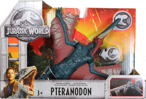 Jurassic World ~ ROARIVORES PTERANODON ACTION FIGURE ~ Fallen Kingdom