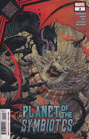 KING IN BLACK: PLANET OF THE SYMBIOTES #2 (MAIN COVER VARIANT) COMIC ~ Marvel