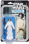 "Star Wars Black Series ~ 40TH ANNIVERSARY 6"" PRINCESS LEIA ACTION FIGURE"