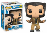 Funko POP! Marvel ~ LOGAN VINYL FIGURE ~ #185 Uncanny X-Men