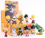 Dragonball Z 3-Inch Series 1 Display Case of 16 Figures ~ Loyal Subjects