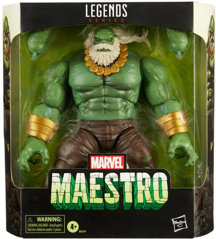 Marvel Legends ~ MAESTRO (FUTURE HULK) DELUXE ACTION FIGURE ~ Hasbro ~ PRE-ORDER