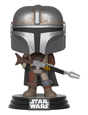 Funko POP! Star Wars ~ THE MANDALORIAN (FIRST VERSION) VINYL FIGURE (PRE-ORDER)