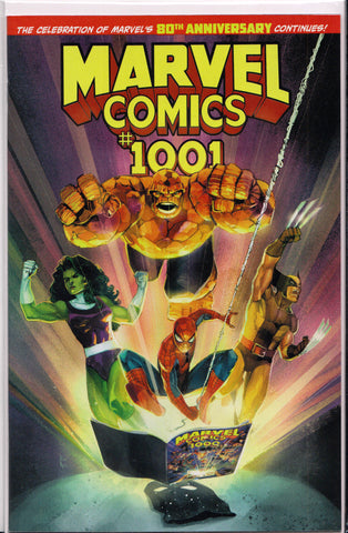MARVEL COMICS #1001 (2019) COMIC BOOK ~ Marvel Comics
