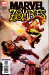 MARVEL ZOMBIES #4 (2ND PRINT)(VARIANT ARTHUR SUYDAM COVER) COMIC BOOK ~ Marvel Comics