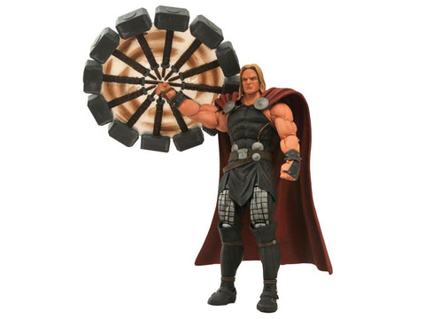 Marvel Select ~ THOR ACTION FIGURE (COMIC VERSION) ~ DST Diamond Select Toys