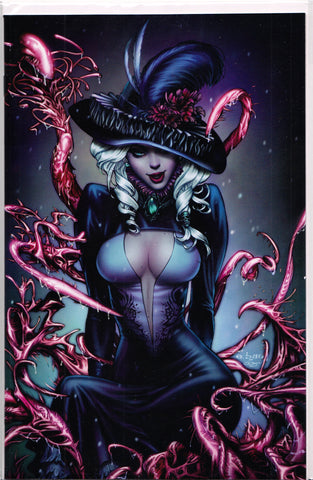 MERCY #1 (EBAS EXCLUSIVE VARIANT COVER) COMIC BOOK ~ Image Comics