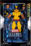 "Marvel Legends ~ 12"" WOLVERINE ACTION FIGURE (COMIC VERSION)(2018) ~ Hasbro"
