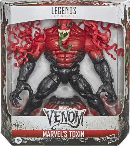 Marvel Legends ~ TOXIN DELUXE ACTION FIGURE ~ Hasbro