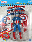 Marvel Legends Vintage Series ~ CAPTAIN AMERICA ACTION FIGURE ~ Hasbro