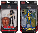 Marvel Legends ~ X-23 (X-FORCE) & X-23 (WOLVERINE) ACTION FIGURE SET ~ Marvel