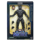 "Marvel Legends ~ 12"" BLACK PANTHER ACTION FIGURE (MOVIE VERSION)(2018) ~ Hasbro"