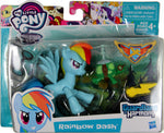 My Little Pony: Guardians of Harmony ~ RAINBOW DASH SET ~ Hasbro