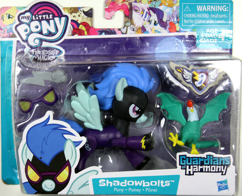 My Little Pony: Guardians of Harmony ~ SHADOWBOLTS SET ~ Hasbro