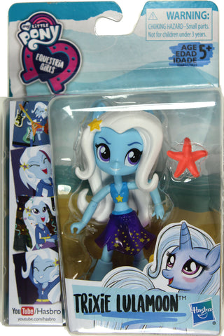 My Little Pony Equestria Girls ~ TRIXIE LULAMOON FIGURE ~ Mall Collection