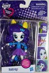 My Little Pony Equestria Girls ~ RARITY ACTION FIGURE ~ Hasbro