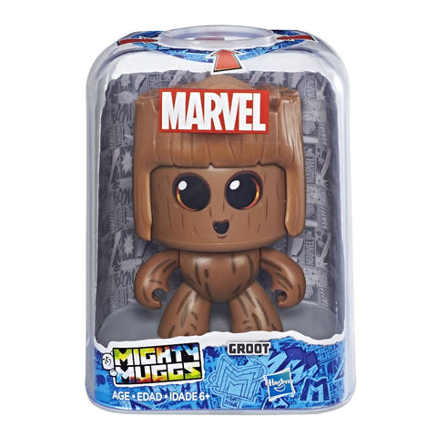 Mighty Muggs ~ GROOT FIGURE ~ Hasbro Marvel Guardians of the Galaxy