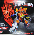 Power Rangers ~ BLAZE MEGAZORD ACTION FIGURE ~ Super Ninja Steel Series