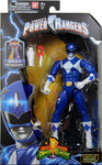 Power Rangers (Classic) ~ BLUE RANGER LEGACY ACTION FIGURE ~ MMPR Morphin